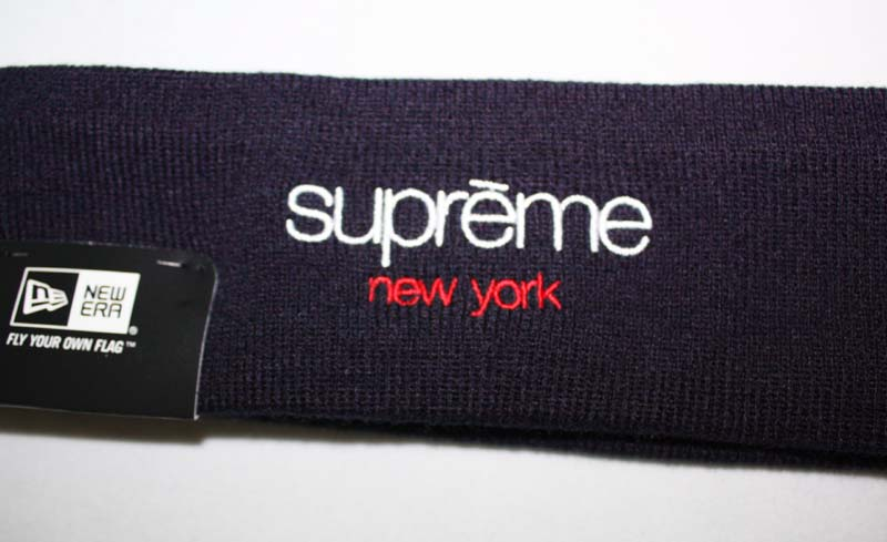 2015fw New Era Supreme Headband. Previous  Next 38ce9d343