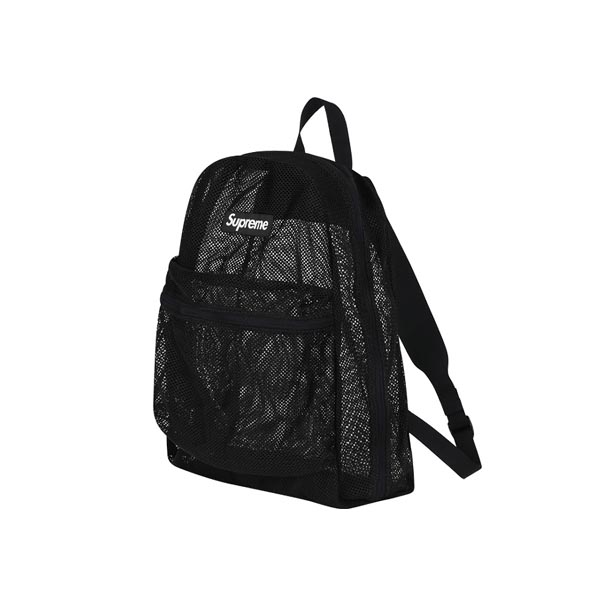 6128a805407d Supreme 2016ss Mesh Backpack Bag. Previous  Next