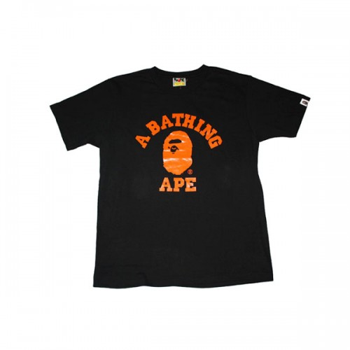 bape-orange-college-tee-1