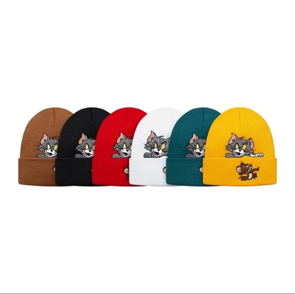 64fe7b81d2340 Supreme Tom and Jerry Beanie. Previous  Next