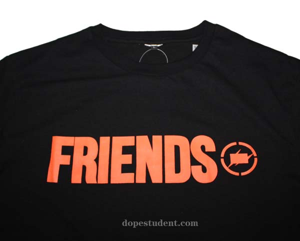 d576e260b Vlone Fragment Design Friends T-shirt. Previous; Next