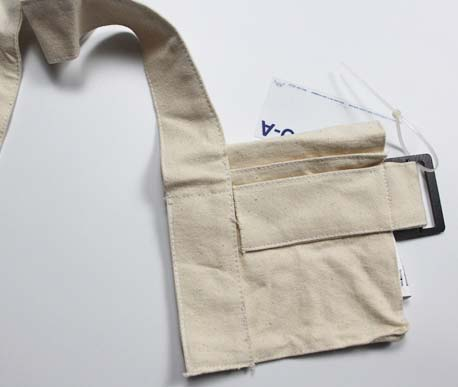 4e9b2c8c24 A-Cold-Wall Small Canvas Bag. Previous  Next