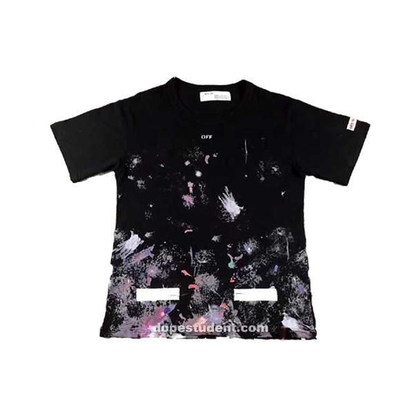 0038763509eb Off-White Fireworks Galaxy T-shirt. Previous  Next