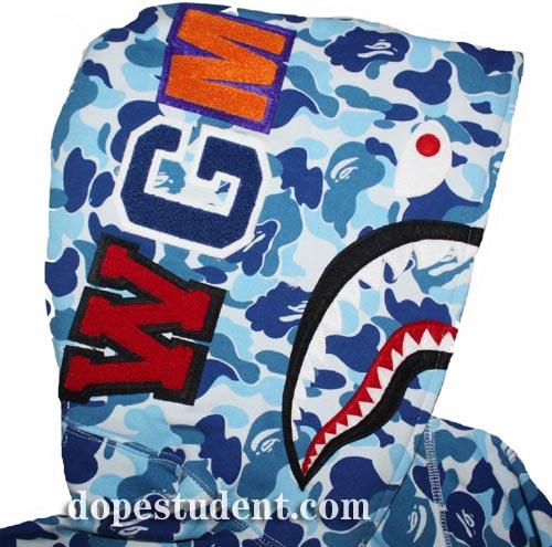 fa24241bb84a Blue full zip abc camo bape shark hoodie dopestudent jpg 500x495 Blue bape  abc camo