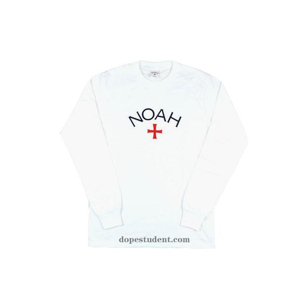 7b7e0937cbe482 Long Sleeve Logo Noah T-shirt | Dopestudent