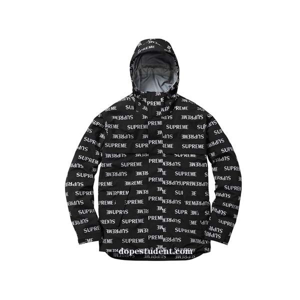 b7270f87fb4 Supreme 3M Reflective Logo Jacket   Dopestudent