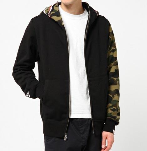 bape-half-green-camo-sleeve-hoodie-3