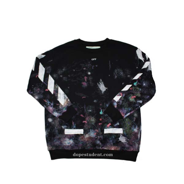 29ac6ef2544 Off-White Galaxy Brushed Sweatshirt. Sale! Previous  Next