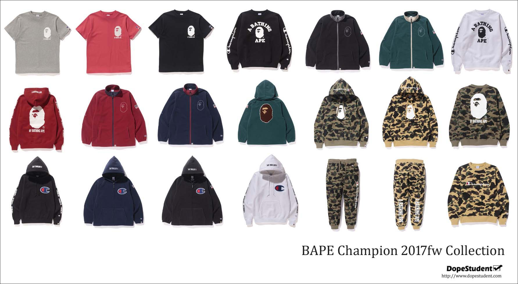 bape-champion-2017fw-collection