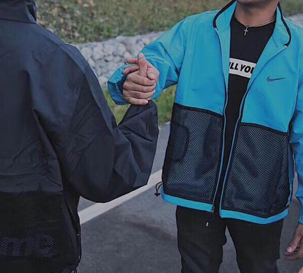 b29fc01b nike x supreme nba warm up jacketblack designergu; supreme trail running  light jacket. previous next
