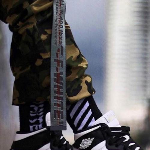 Off-white black belt-2