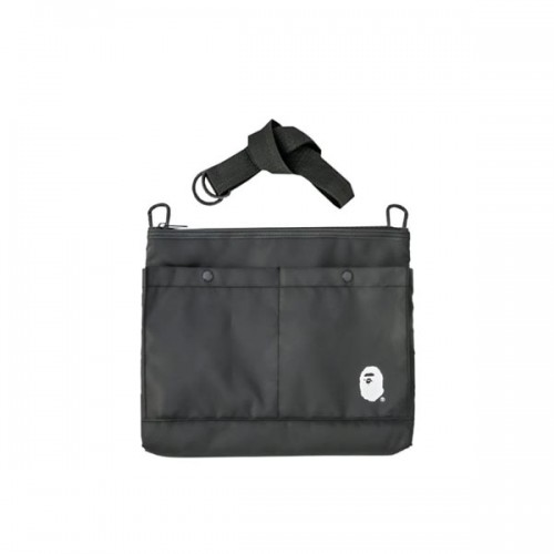 bape-black-gift-shoulder-bag