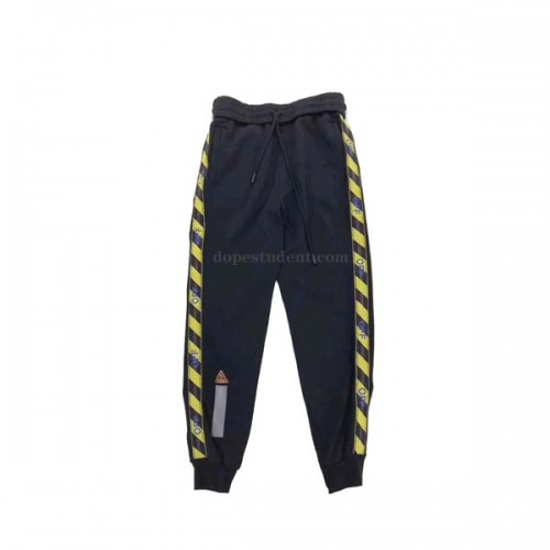 offwhite-yellow-stripe-sweatpants-1