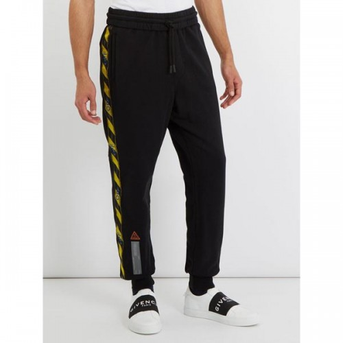 offwhite-yellow-stripe-sweatpants-2