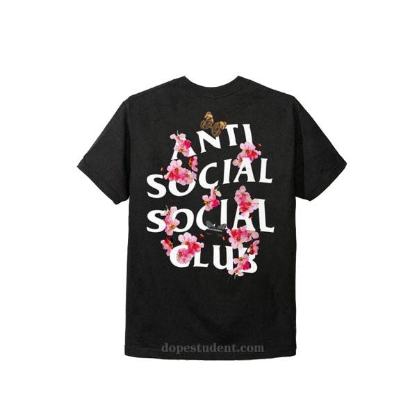 4faa28ee1717 Anti Social Social Club ASSC Kkoch T-shirt