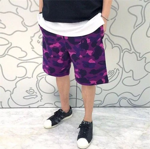 bape-1st-yellow-camo-shorts-7