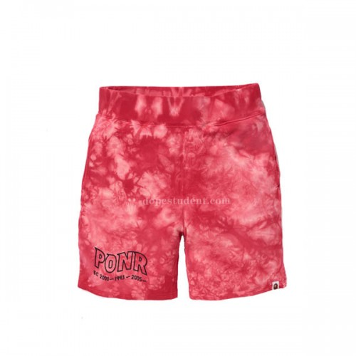 bape-red-tie-dye-shorts-1