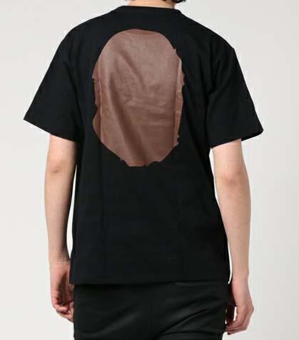e65656d5 Bape Classic Big Ape Head T-shirt. Previous; Next