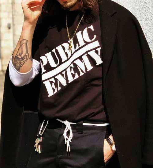c34a82e7711 Supreme Undercover Public Enemy T-shirt