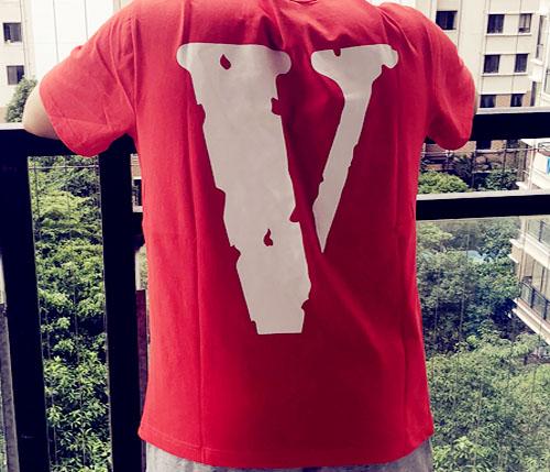 52955115 Vlone Atlanta Popup Red T-shirt. Previous; Next