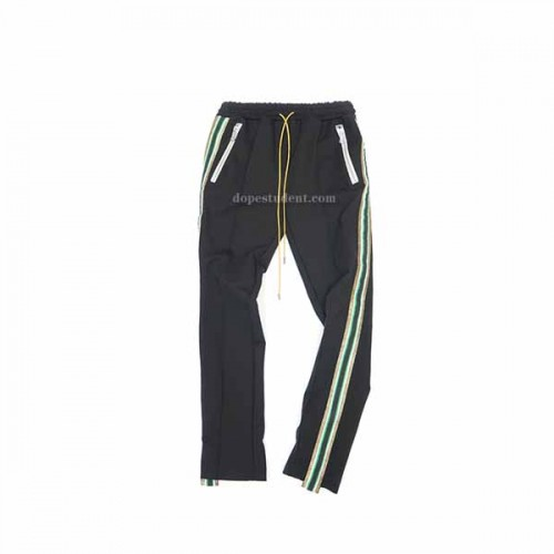 rhude-green-stripe-pants-2