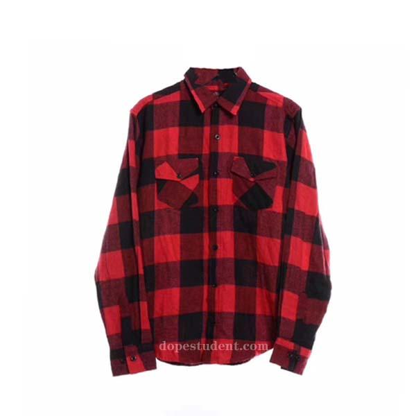 0893d0239850 Anti Social Social Club ASSC Flannel Shirt. Previous  Next
