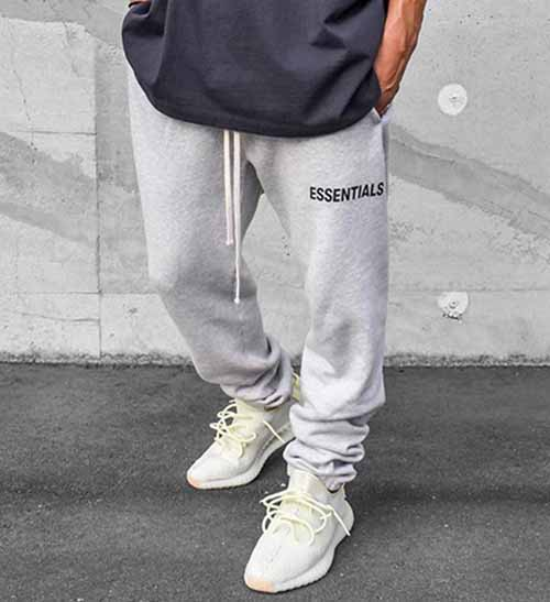 best sneakers low price detailed images FOG Fear of God Essentials Sweatpants