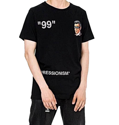 b1ff4d84 Off-White Vampire Graphic T-shirt. Previous; Next