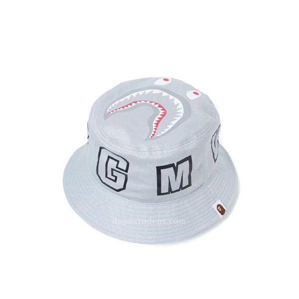 eb96aa5154c Bape WGM Shark Bucket Hat. Previous  Next